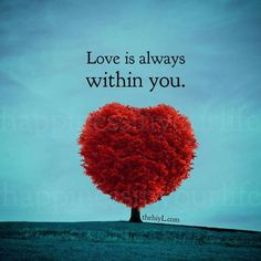 Love Is Always Within