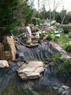 Day 1 Ponds, Water Features, Water Sources, Water Fountains, Backyard Ponds, Water Play, Pools