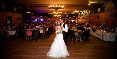 Express your inner cowgirl on your wedding day at Lone Star Ranch & Catering.