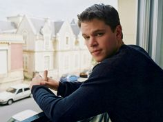 Oh Matt Damon... sighh. It's also a pretty good bonus that my fiance bears a resemblance to you :)