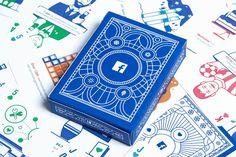Facebook criou baralho com informaçoes de marketing para as agências - Blue Bus