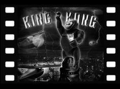 Richard Unglik Playmobil King Kong