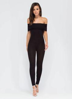 Know When To Fold 'Em Jumpsuit BLUSH HGREY BLACK - GoJane.com