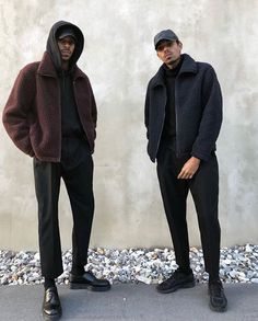 Идея для зимнего образа Как одеться мужчине