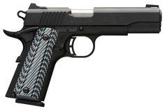 Browning 1911-380 Black Label Pro with Night Sighs 380 ACP Pistol 051906492 - Hyatt Gun Store