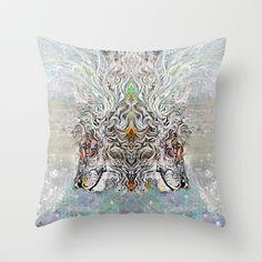 Jungle°Spirit^ Throw Pillow by ChiTreeSign - $20.00