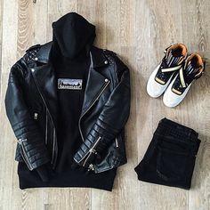 7afd29479 9 melhores imagens de jaqueta de couro masculina