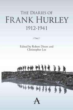 NEW-The-Diaries-of-Frank-Hurley-1912-1941-by-Frank-Hurley-Paperback-Book-Englis
