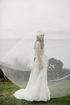 Monique Lhuillier wedding gown | Wedding & Party Ideas | 100 Layer Cake