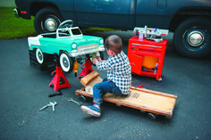Do you have a gearhead in the making? Check out these top toys for the junior car lover! Motorcycle Gifts, Man Cave Gifts, Summit Racing, Pedal Cars, Top Toys, Check, Kids, Toddlers, Boys