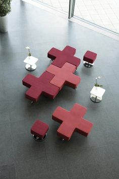 KASIA ORWAT rec :: Allermuir Jaks | Office Furniture Scene