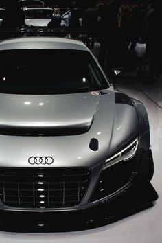 Audi R8 LMS. That does not suck!