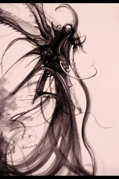 dark angel by =HeartySpades on deviantART Angel Images, Angel Pictures, Images Google, Art Google, Dark Fantasy, Fantasy Art, Gothic Angel, Tattoo Photography, Dark And Twisted