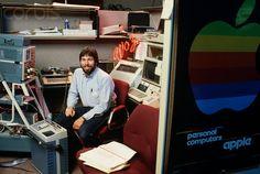 Steve Wozniak, Steve Jobs, World History, Apple, Retro, Computers, February, Mac, Film