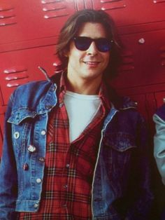 John Bender, played by Judd Nelson. The Breakfast Club.
