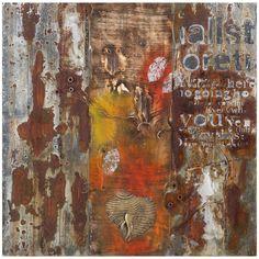 Bassett Mirror Belgian Modern Industrial Collection Art