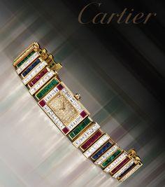 Bracelets – Page 5 – Modern Jewelry Ankle Bracelets, Jewelry Bracelets, Jewelery, Fancy Watches, Luxury Watches, Cartier Watches, Cartier Jewelry, Diamond Jewelry, Diamond Bracelets