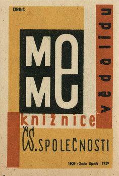 Výsledek obrázku pro Matchbox label, Czechoslovakia