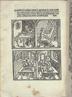 Libro quarto. De rechami per elquale se impara in diuersi modi lordine e il modo de recamare...Opera noua, page 2 (verso)