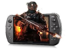 An Android Tablet Designed for Gaming!  http://dragonstaverns.com/jxd-s7800b-android-game-console-and-emulator/