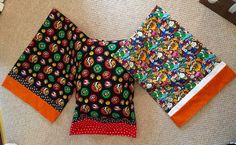 Bulk pillowcases 6 for 100.00 by GeeGeeGoGo on Etsy