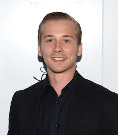 """Lou Taylor Pucci Actor Lou Taylor Pucci attends """"The Story Of Luke"""" premiere at Laemmle Music Hall on April 2, 2013 in Beverly Hills, Califo..."""