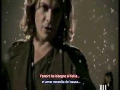 Gianluca Grignani - Vuoi Vedere Che Ti Amo (Subtitulado en español) - YouTube Youtube, Music Artists, Te Amo, Musicians, Youtubers, Youtube Movies