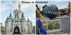 Disney Fan Goes Universal