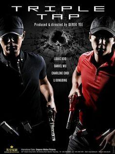 Uclu Vurus - Triple Tap - 2011 - BRRip Film Afis Movie Poster