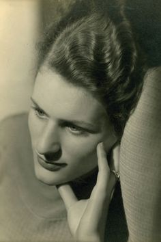 Diana Athill at Oxford, just before the second world war