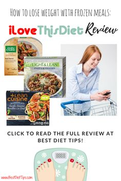 want to know what it's like losing weight with i love this