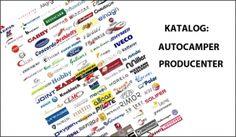 Oversigts katalog over Autocamper Producenter i Europa.
