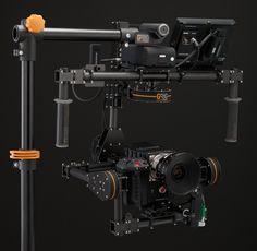 G-RIG Valos is Well a Brushless Gimbal Camera Rig at NAB 2014: