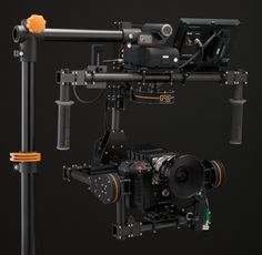 G-RIG Valos is Well a Brushless Gimbal Camera Rig at NAB 2014: