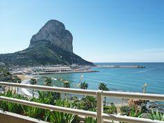Appartement aan zee in Spanje. Half Dome, Costa, Mountains, Water, Travel, Outdoor, Shells, Gripe Water, Outdoors