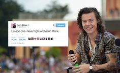 20 times when One Direction's Harry Styles almost out-Harry-Stylsed himself  - Sugarscape.com