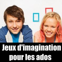 3 jeux à découvrir                                                                                                                                                                                 Plus 1. Mai, Games For Teens, Pajama Party, Educational Activities, Tennis Players, Adolescence, Art For Kids, Improve Yourself, Fun