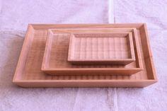 プレート・平皿 Semi-Aco #加賀雅之 #7寸皿 #オニグルミ #木皿