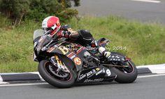Micheal Rutter. Isle of Man TT 2014
