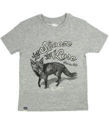 Lion of Leisure - T-shirt Fox