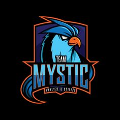 Pokemon Go Sports Logos Reblog if You're Team Mystic!! Merch Sold Here: http://rdbl.co/2ab5OVR