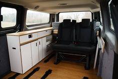 MOVOVAN Camping Ausbau für den Ford Transit Custom