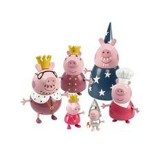Набор Peppa Королевская семья Пеппы - купить, набор peppa королевская семья пеппы цена в интернет магазине детских товаров и игрушек «Детский Мир»