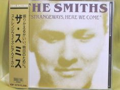 CD/Japan- THE SMITHS Strangeways Here We Come w/OBI RARE ORIGINAL 1987 Morrissey #AlternativeIndie