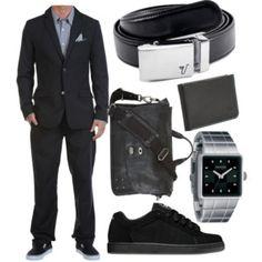 The Alloy Belt - Suit Up Skater