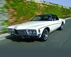1971 Buick Riviera GS @Lisa Suntrup BUICK GMC 4200 N SERVICE RD ST PETERS, MO 63376 (636)939-0800 - RACHEL WILCOX