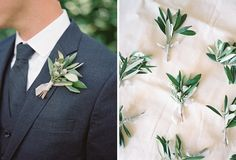 Comfortable gray, blue and sage inexperienced impressed actual marriage ceremony - Wedding Olive Green Weddings, Olive Wedding, Sage Green Wedding, Floral Wedding, Wedding Colors, Wedding Bouquets, Wedding Flowers, Greek Wedding Theme, Olive Branch Wedding