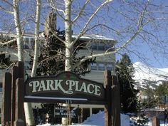 Breckenridge (CO) Park Place by Wyndham Vacation Rentals United States, North America Park Place by Wyndham Vacation Rentals is conveniently located in the popular Four O'Clock area. The hotel offers a high standard of service and amenities to suit the individual needs of all travelers. Free Wi-Fi in all rooms, 24-hour front desk, airport transfer, babysitting, family room are just some of the facilities on offer. All rooms are designed and decorated to make guests feel right ...