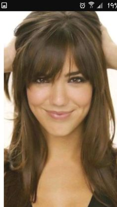 Layered Hairstyles With Bangs Long Layered Hairstyles With Bangs For Oval Faces Hairstyles For