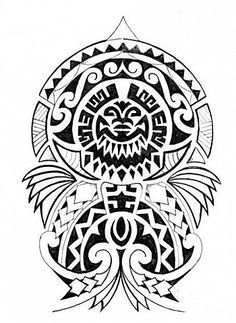 Polynesian Tattoo Designs – maori tattoo tattoos – Tattoo World Maori Tattoos, Ta Moko Tattoo, Hawaiianisches Tattoo, Marquesan Tattoos, Tattoo Motive, Samoan Tattoo, Leg Tattoos, Tattoo Pics, Tatoos